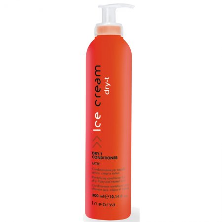 Inebrya Dry-T, odżywka nawilżająca do włosów suchych i zniszczonych, 300ml