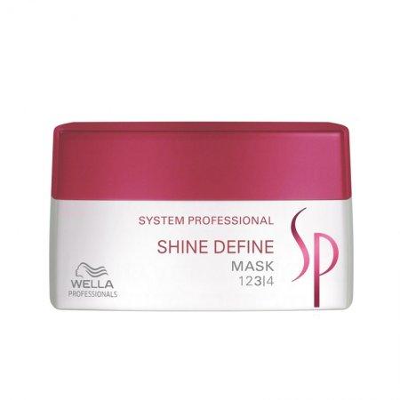 Wella SP Shine Define, maska nadająca połysk, 200ml