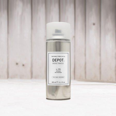 Depot No. 306, lakier do włosów, 400ml