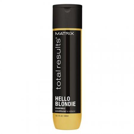 Matrix Hello Blondie, odżywka do włosów blond, 300ml