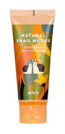 Skin79 Natural Snail Mucus, kojący żel ze śluzem ślimaka, 100ml