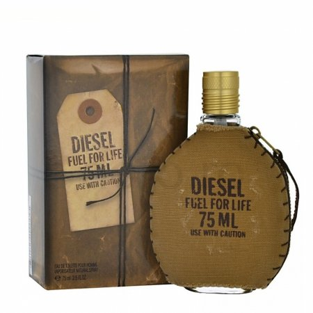 Diesel Fuel for life, woda toaletowa, 75ml (M)