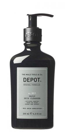 Depot No. 801, oczyszczający żel do mycia twarzy, 200ml