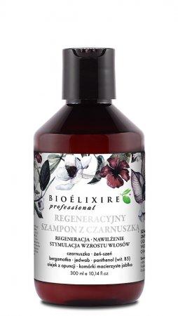 Bioelixire Professional, szampon z czarnuszką, 300ml