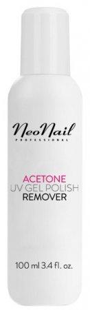 NeoNail UV Gel Polish Remover, aceton kosmetyczny, 100ml