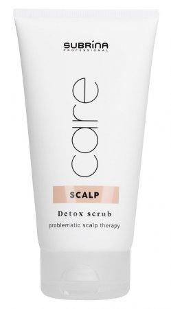 Subrina Scalp Care, peeling do skóry głowy Detox, 150ml