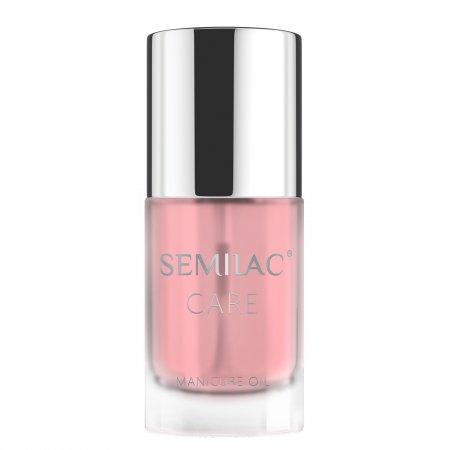 Semilac Nail&Cuticle Elixir, oliwka do paznokci i skórek, Love Hibiscus Extract