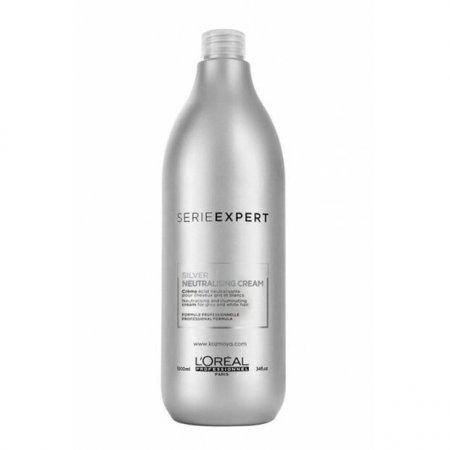 Loreal Silver, odżywka do włosów rozjaśnionych lub siwych, 1000ml