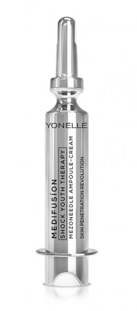 Yonelle Medifusion, krem w ampułce z mezoigłami, 10ml
