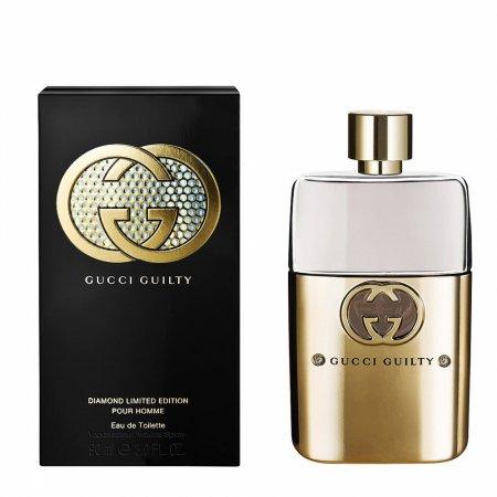 Gucci Guilty Diamond, woda toaletowa, 90ml (M)