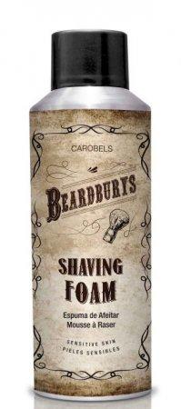 Beardburys, pianka do golenia, 200ml
