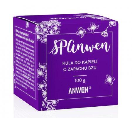 Anwen SPAnwen, kula do kąpieli o zapachu bzu, 1szt