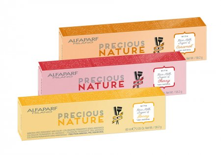Alfaparf Precious Nature, naturalna farba bez amoniaku, 50ml