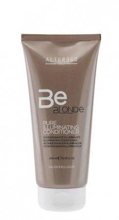 Alter Ego Be Blonde, odżywka rozświetlająca do włosów blond, 200ml