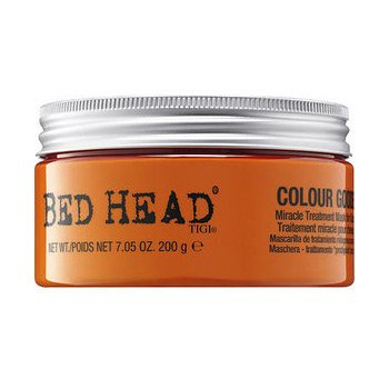 Tigi Bed Head Colour Goddess, maska nabłyszczająca dla brunetek i rudych, 200g