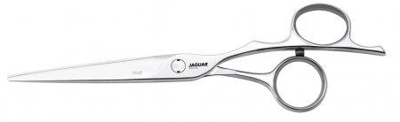 Jaguar Fame, Silver Line, nożyczki fryzjerskie 5.5'', ref. 70055