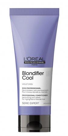 Loreal Blondifier Cool, odżywka do włosów blond, 200ml