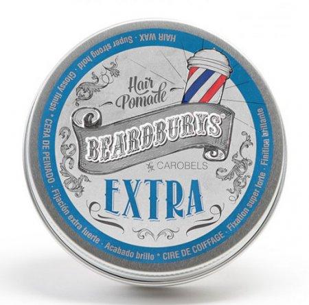 Beardburys Extra Strong, pomada do włosów, 100ml
