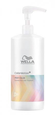 Wella Color Motion, ekspresowa odżywka po koloryzacji, 500ml