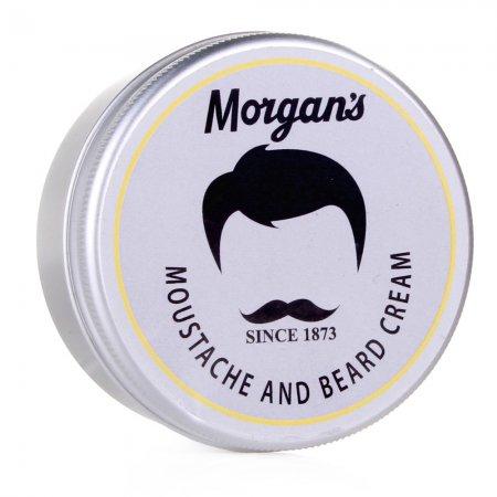 Morgan's, krem do pielęgnacji wąsów i brody, 15g