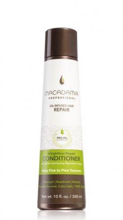 Macadamia Professional Vege, lekka odżywka do włosów cienkich, 300ml
