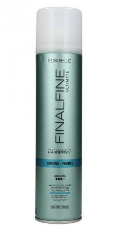 Montibello Finalfine Ultimate, lakier do włosów strong, 400ml