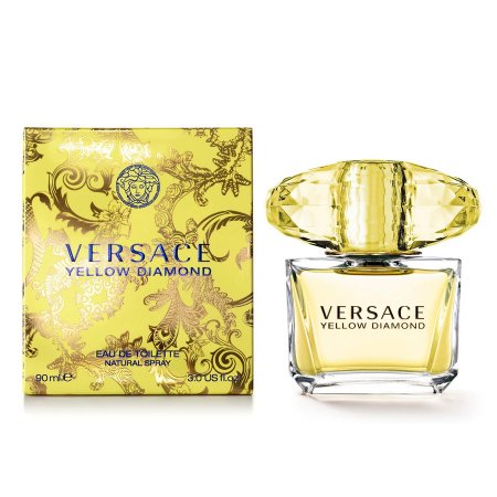 Versace Yellow Diamond, woda toaletowa, 50ml (W)