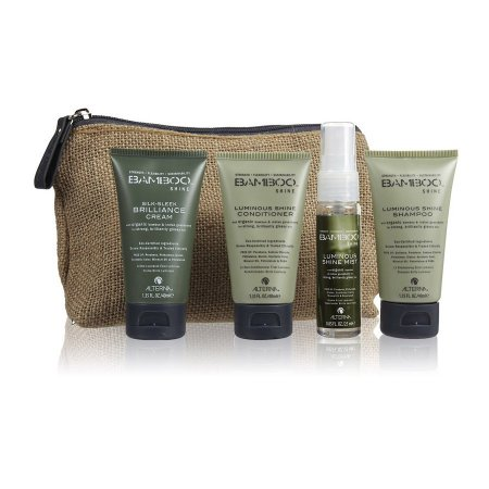 Alterna Bamboo Shine Travel Kit, zestaw podróżny
