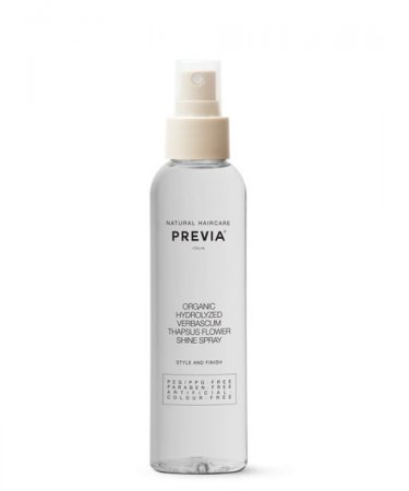 Previa Style&Finish, Shine Spray, nabłyszczacz w sprayu, 150ml