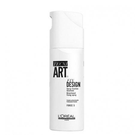 Loreal Tecni Art Fix Design, precyzyjny spray do miejscowego utrwalania, 200ml