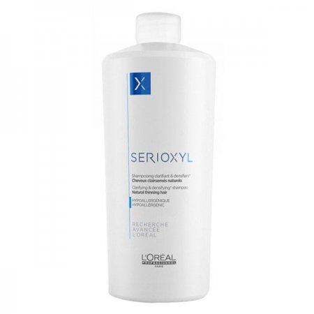 Loreal Serioxyl, szampon oczyszczający i zagęszczający, 1000ml