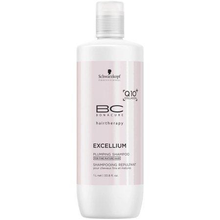 Schwarzkopf BC Excellium Q10, szampon na objętość, 1000ml