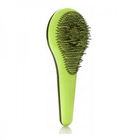 Szczotka do włosów normalnych Michel Mercier Classic, zielona - uszkodzone opakowanie