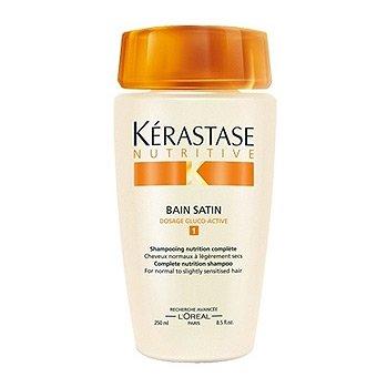 Kerastase Nutritive Bain Satin 1, szampon, kąpiel odżywcza 1, 250ml
