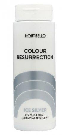 Montibello Colour Resurrection, odżywka do włosów farbowanych Ice Silver, 150ml