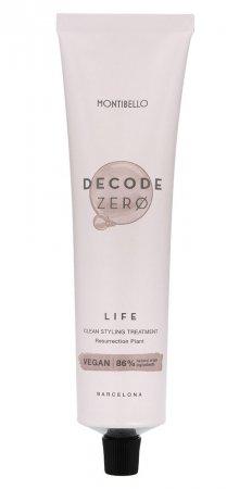 Montibello Decode Zero, kondycjonujący krem do stylizacji włosów Life, 125ml