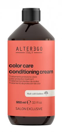 Alter Ego Color Care, kuracja - maska do włosów farbowanych, 950ml