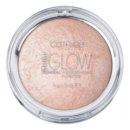 Catrice Mineral Highlighting Powder, minerlany puder rozświetlający, 8g