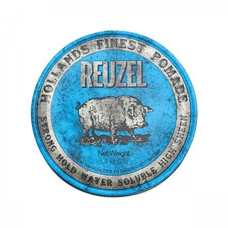 Reuzel Water Soluble, wodna pomada do włosów, mocna, 35g