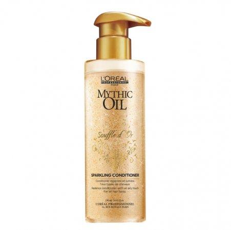 Loreal Mythic Oil Souffle d'Or, odżywka rozświetlająca, 190ml