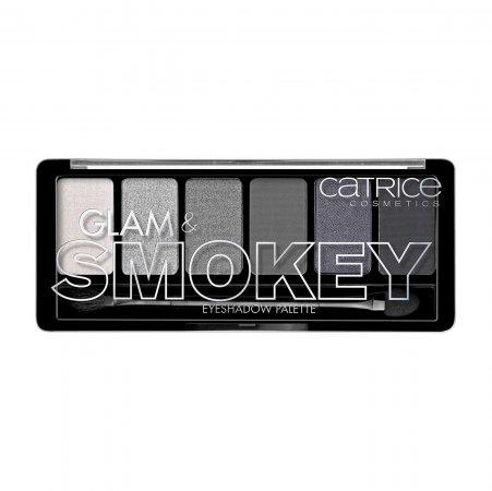 Catrice, paletka cieni do powiek Glam&Smokey