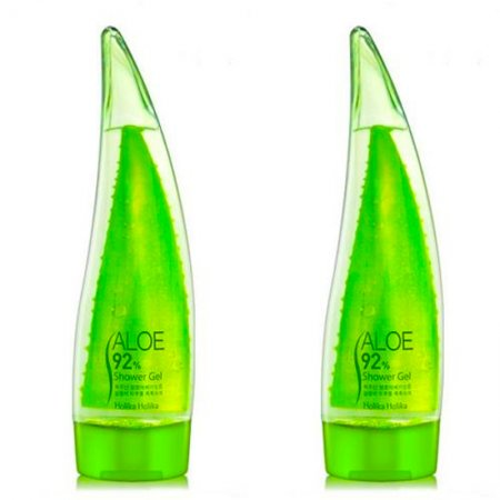 Holika Holika Aloe 92% Shower Gel, aloesowy żel pod prysznic, 55ml