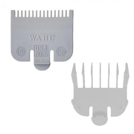 Wahl, komplet 2 nasadek plastikowych do maszynek Taper, Magic Clip, Icon, Legend, Balding