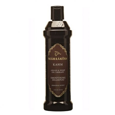 Marrakesh Kahm, szampon wygładzający, 355ml