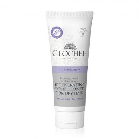 Clochee, regenerująca odżywka do włosów suchych, 200ml