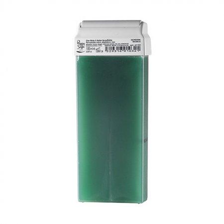 Peggy Sage, wosk do depilacji w rolce, zielony, 100ml, ref. 601032