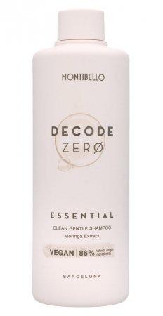 Montibello Decode Zero, naturalny szampon do włosów Essential, 300ml