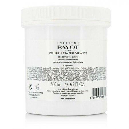 Payot Corps, żel-krem antycellulitowy, 500ml