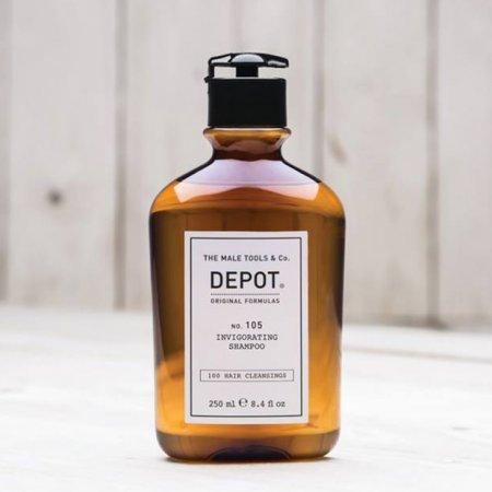 Depot No. 105, szampon stymulujący, 250ml