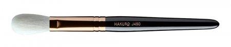 Hakuro J450, pędzel do rozświetlacza, czarny